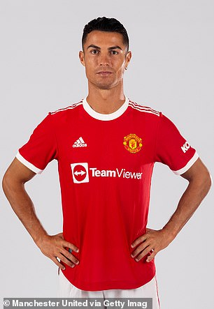 United have splashed out £12.9million on the 36-year-old with £6.9m to follow in add-ons.