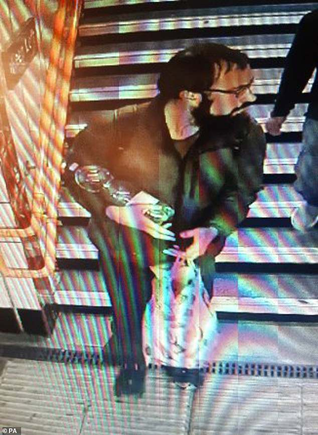 Detectives have issued new CCTV images of a man they want to identify over a series of assaults that took place on one day in north London