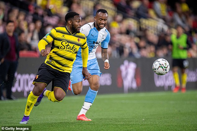 Danny Rose brings experience to Vicarage Road after signing for the club as a free agent