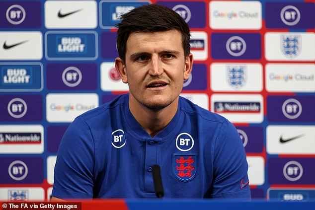 England defender Harry Maguire admits he cannot bear to rewatch the Euro 2020 final