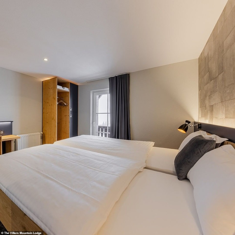 Dating back to 1870, but recently modernised, the hotel boasts high-pressure showers, 'cozy beds' and 'ultra soft pillows' as well as unlimited free Wi-Fi and a late checkout option. It also has a bar, 'soundproof rooms' and ski hire facilities