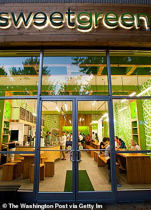 Founded in 2007, Sweetgreen has over 100 locations across the country and offers customers a wide variety of salads and bowls, with prices ranging from $9.75 to $10.95