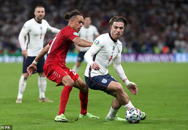 Grealish impressed for England at Euro 2020 and is looking to become a starting XI regular