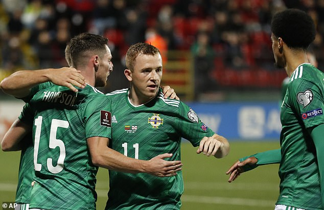 Northern Ireland can reflect on a job well done and attack the rest of the campaign