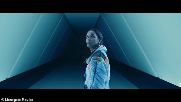 New trailer:A group of astronauts try and stop the moon from its deadly collision course with Earth in the first trailer for Moonfall, starring Halle Berry and Patrick Wilson