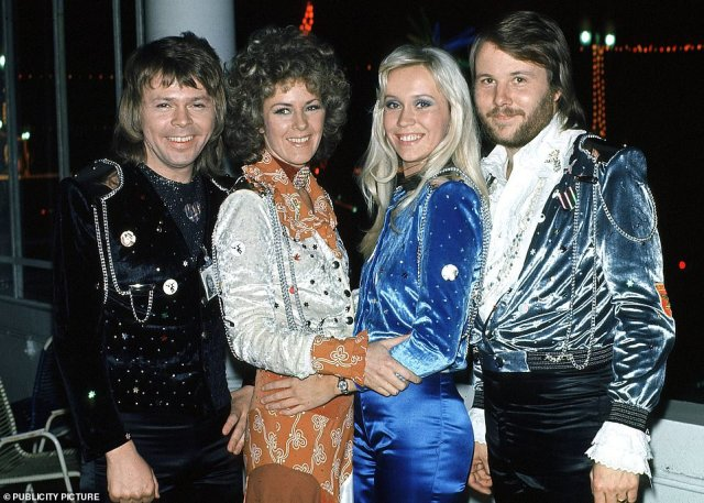 Premise: The Abba Voyage will follow the group's comeback and the creation of a purpose-built theatre in East London for their hologram show, reportedly set to open next month