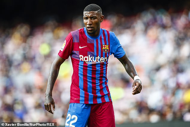 Emerson said club chiefs at Barcelona told him he would be sold despite him wanting to stay