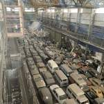 Massive hoard of 174 classic cars sit in North London warehouse 💥👩💥