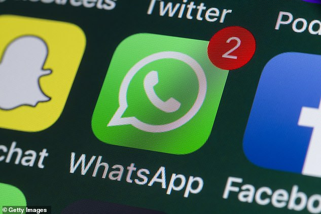 WhatsApp, which was bought by Facebook in 2014 for about $19 billion, is the most popular private communications service worldwide