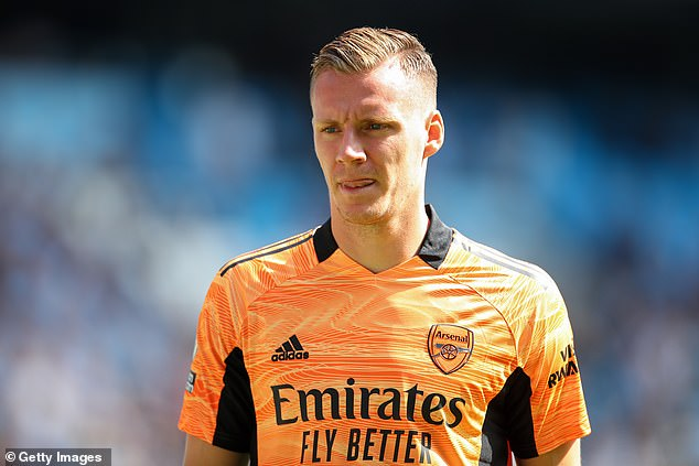 Arsenal could lose their first-choice goalkeeper, Bernd Leno, on a free transfer next summer