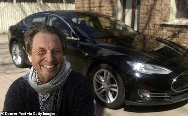 Nel told DailyMail.com her late mother revealed her real father is Errol Musk (pictured in 2014) in a death bed confession to her brother when she was battling terminal colon cancer