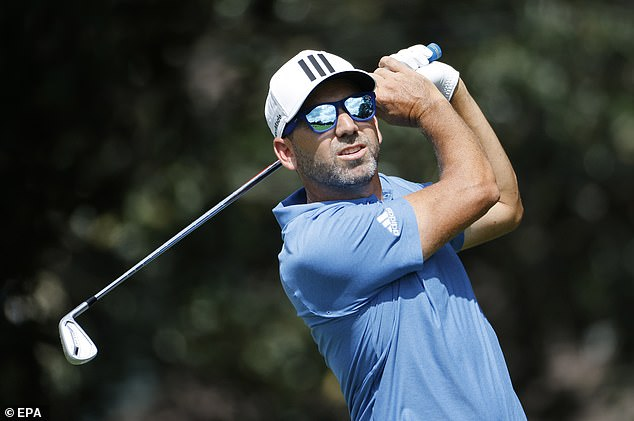 Sergio Garcia will not be at Wentworth next week for the BMW PGA Championship