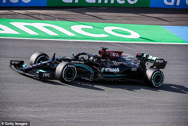 Hamilton has promised to turn the boos into motivation - like he did inBrazil in 2007 and 2008