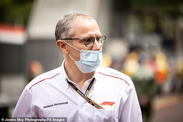 Stefano Domenicali (above), Formula One's chief executive, has called the duel a 'gift for F1'