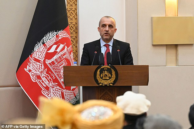 In a courageous and moving dispatch from the frontline, Amrullah Salehreveals his anger at Afghanistan's betrayal by America but urges the West not to abandon his beloved nation