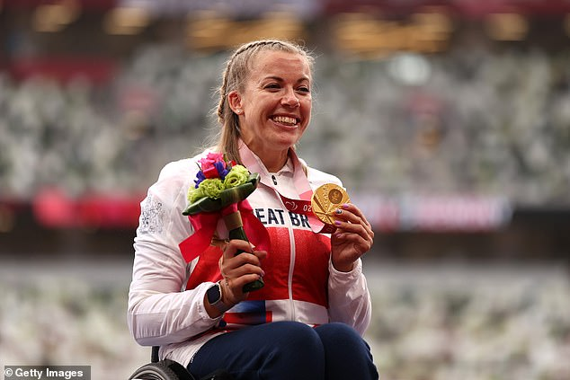 Hannah Cockroft won her seventh Paralympic gold medal after dominating again in Tokyo