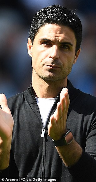 Pressure is on Arteta with the Gunners winless in their first three games