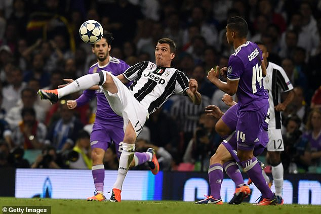 Mario Mandzukic has hung up his boots after a glittering club and international career