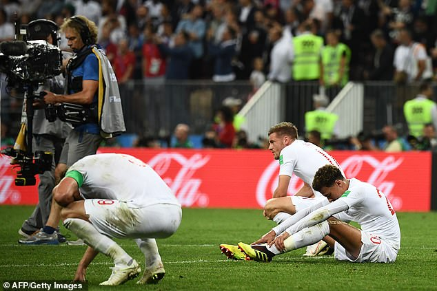His 109th-minute strike means England are still waiting for a first World Cup final since 1966