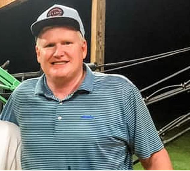 Alex Murdaugh, 53, (pictured) was found suffering from at least one gunshot wound on a rural road in Hampton County, South Carolina, on Saturday