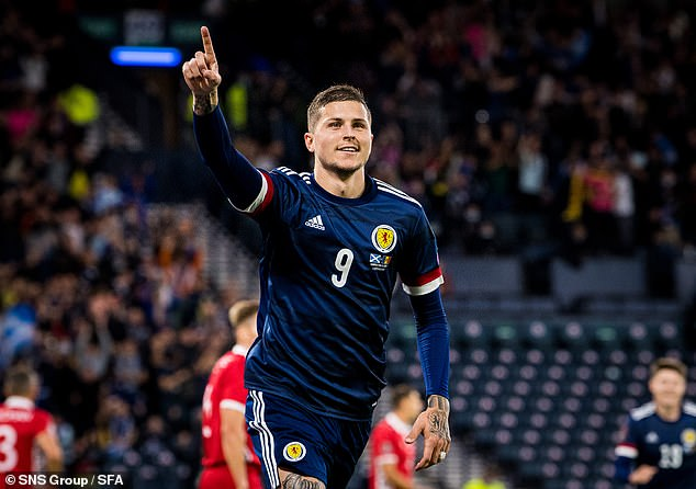 Scotland clinched a nervy 1-0 win over Moldova, with Lyndon Dykes netting the only goal