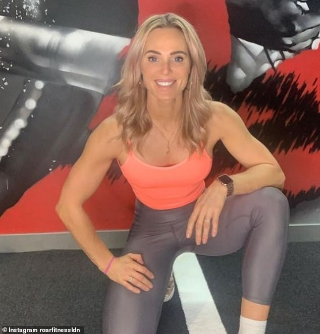 The ex-Olympian says everyone should be lifting weights - and says rest is vital for helping you achieve your goals