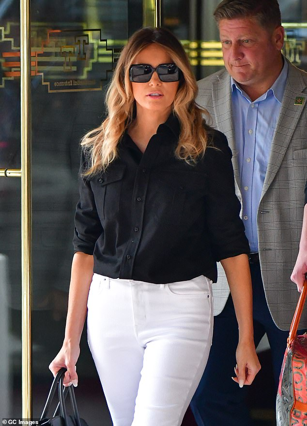 Former First Lady Melania Trump has no interest in returning to the White House or getting involved in politics – even if her husband does decide to run again