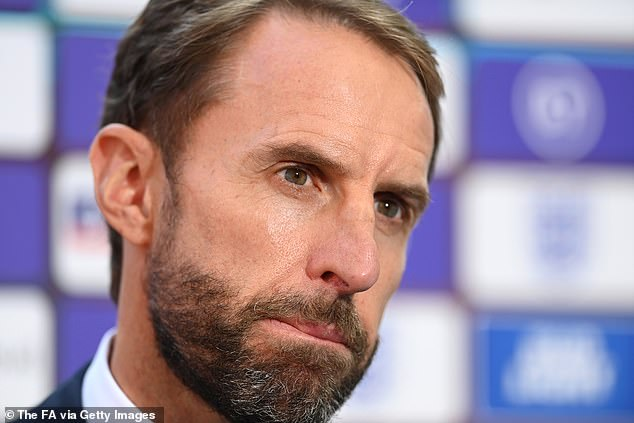 Southgate said it was a perfect opportunity to try something new against limited opponents