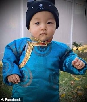 Two-year-old Lobsang 'Ang' was found dead with his parents on Thursday morning