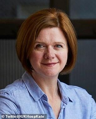 UK Hospitality chief Kate Nicholls