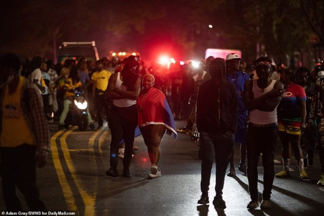 The mayor defended the decision to cancel J'Ouvert even though the city has allowed other mass events like the US Open to take place