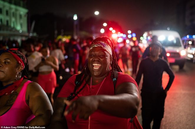 The formal part of Brooklyn's J'ouvert is the steel drum parade, but celebrations often begin hours earlier