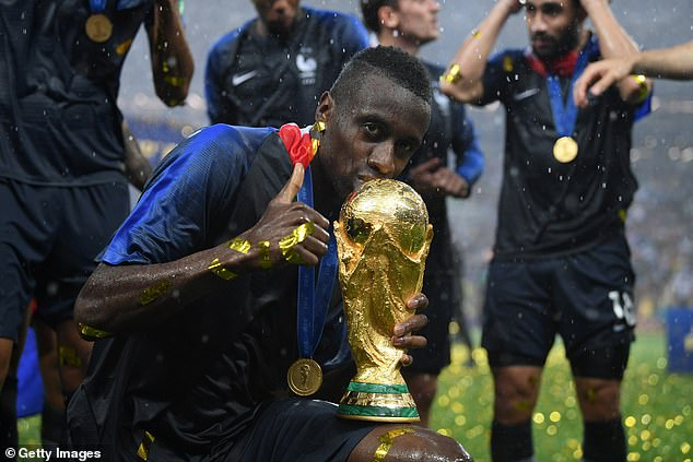France won the World Cup in 2018, but the competition could be held every two years