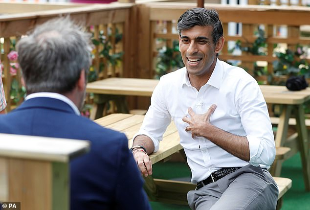 Forget the threat of a reshuffle, that minister and all those that feel the same way should offer their resignations tonight. The chancellor Rishi Sunak must tell the prime minister he will go, too.