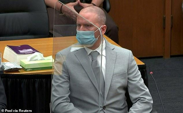 Chauvin was found guilty of murder in June 2021