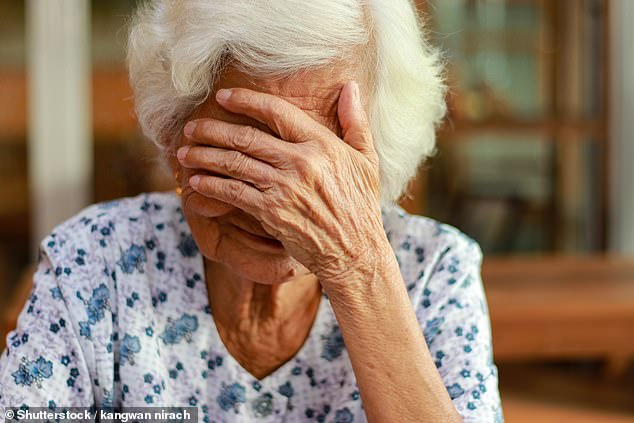 More than six million Americans suffer from Alzheimer's, and most are over the age of 65.  (file photo).