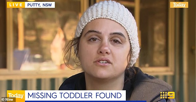 AJ's mum Kelly (pictured)shut down conspiracies theories about his mysterious disappearance when she appeared on the Today show