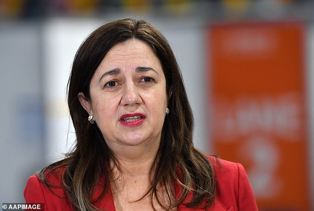 Queensland Premier Annastacia Palaszczuk has recently been criticised for allowing NRL players and their families to fly in to Brisbane from Covid-hit Sydney