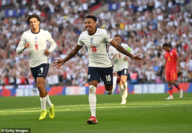 There has been real progress from the Three Lions but winning a trophy is now the next step