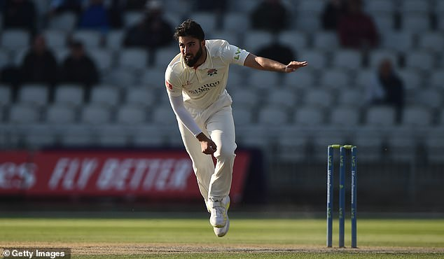 It's a shame Saqib Mahmood isn't fit, because he could have brought pace and energy