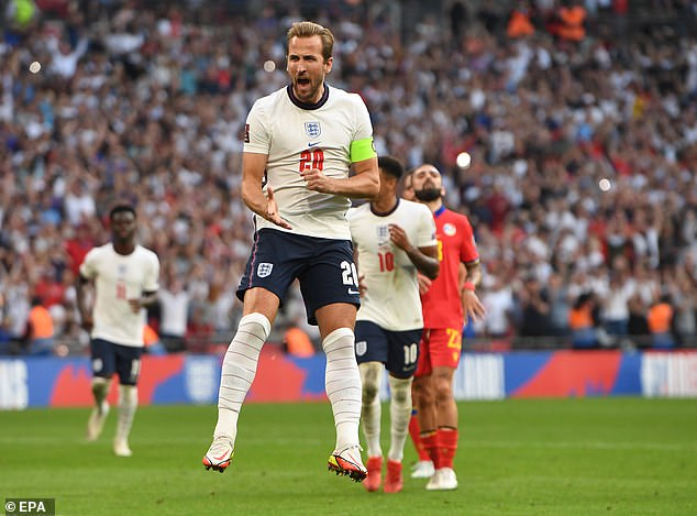 Harry Kane will lead the line for England against Poland as they bid to continue their fine form