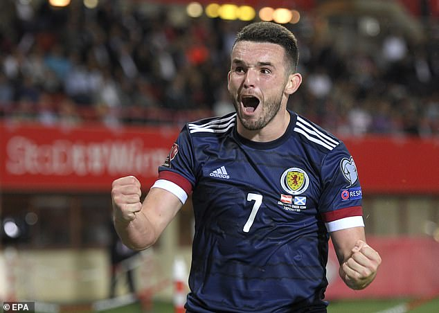 Scotland picked up a crucial 1-0 win over Austria to move a step closer to qualifying for Qatar
