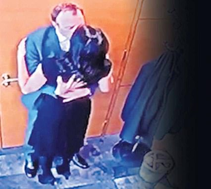 Mr Hancock resigned after he was shown in CCTV footage kissing his aide Gina Coladangelo inside his ministerial office