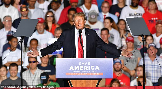 Advisors are talking up former President Donald Trump making another run for the White House in 2024, after the chaotic troop pullout from Afghanistan