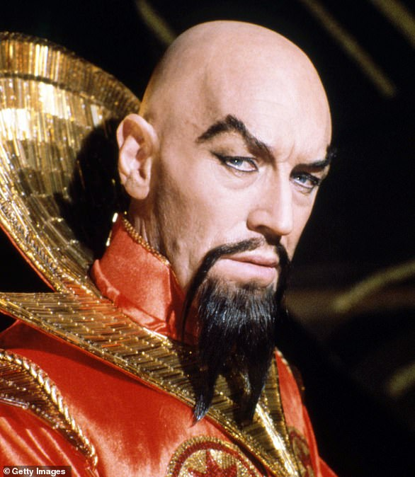Rohmer's creation influenced Ming the Merciless in the 1980 film, Flash Gordon