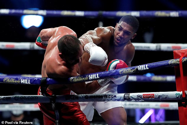 Joshua comes into the fight as favourite after his scintillating performance against Pulev
