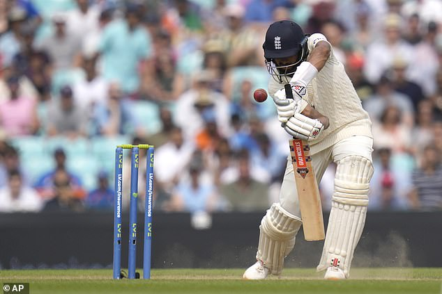 Hameed, now 24, has gone some way towards proving his second coming at Test level