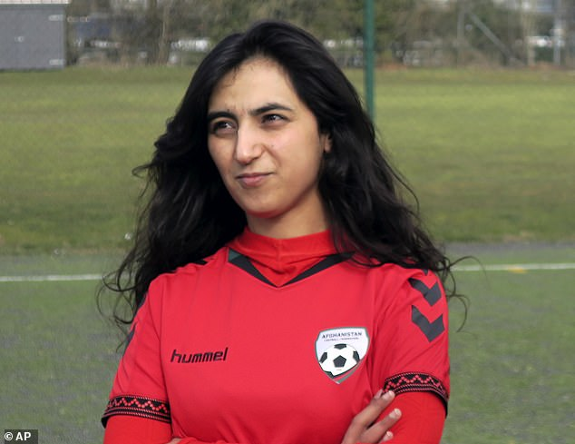 Having fled with her family after the Taliban captured Kabul in 1996, Popal returned to Afghanistan two decades ago as a teenager