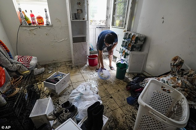 Hurricane Ida flooded homes all over New York City after officials were caught off guard by the intense rains