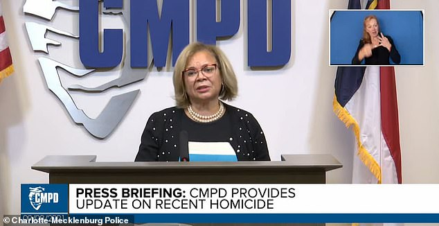 During a press conference Charlotte Mayor Vi Lyles commented that Asiah lost his life 'because we can't figure out how to live together.'